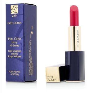 Estée Lauder Pure Color Envy high-lustre lipstick